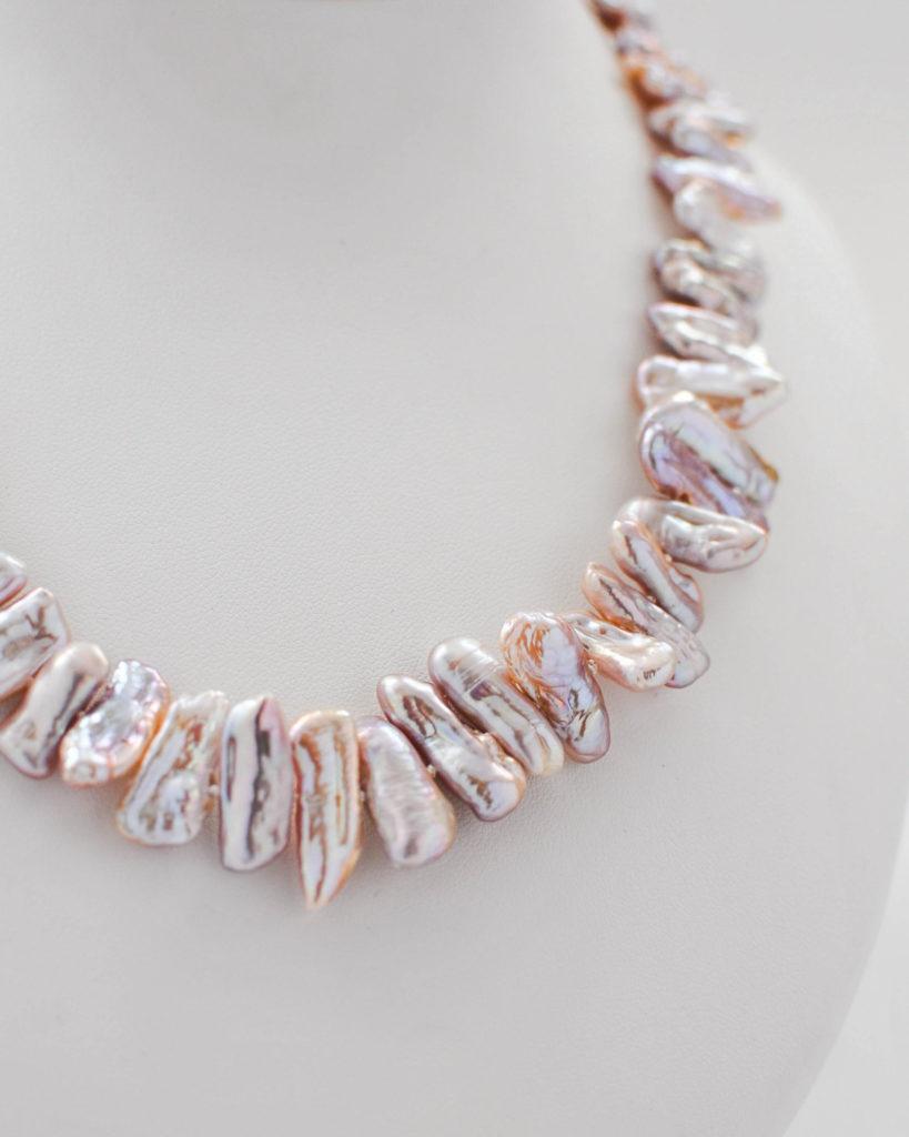 Ohana pearl necklace
