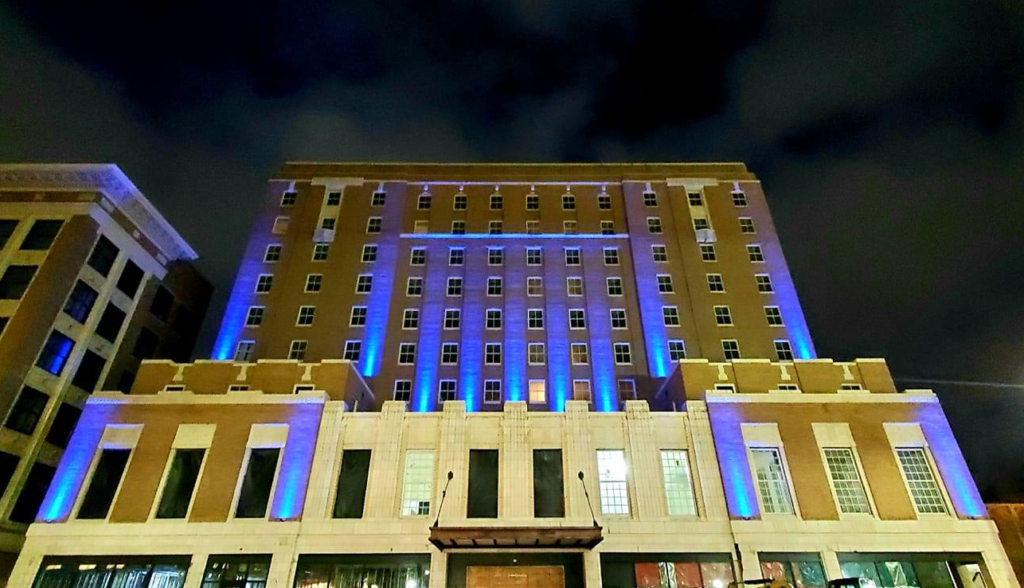 The Warrior Hotel