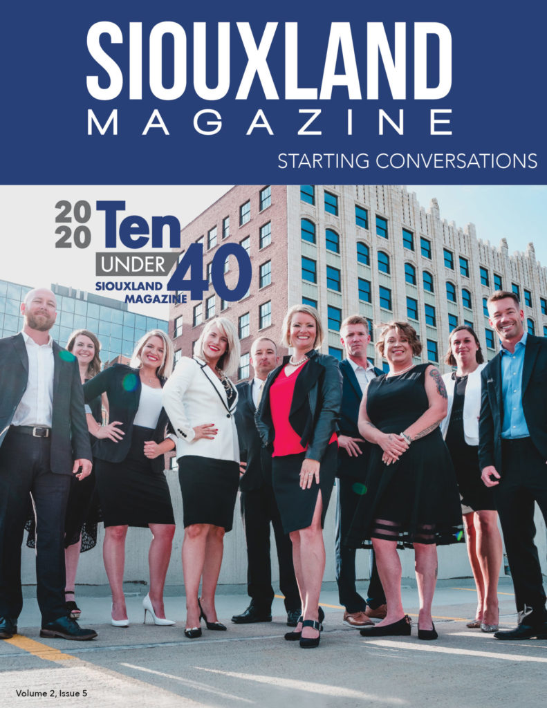 cover photo for September 2020 issue