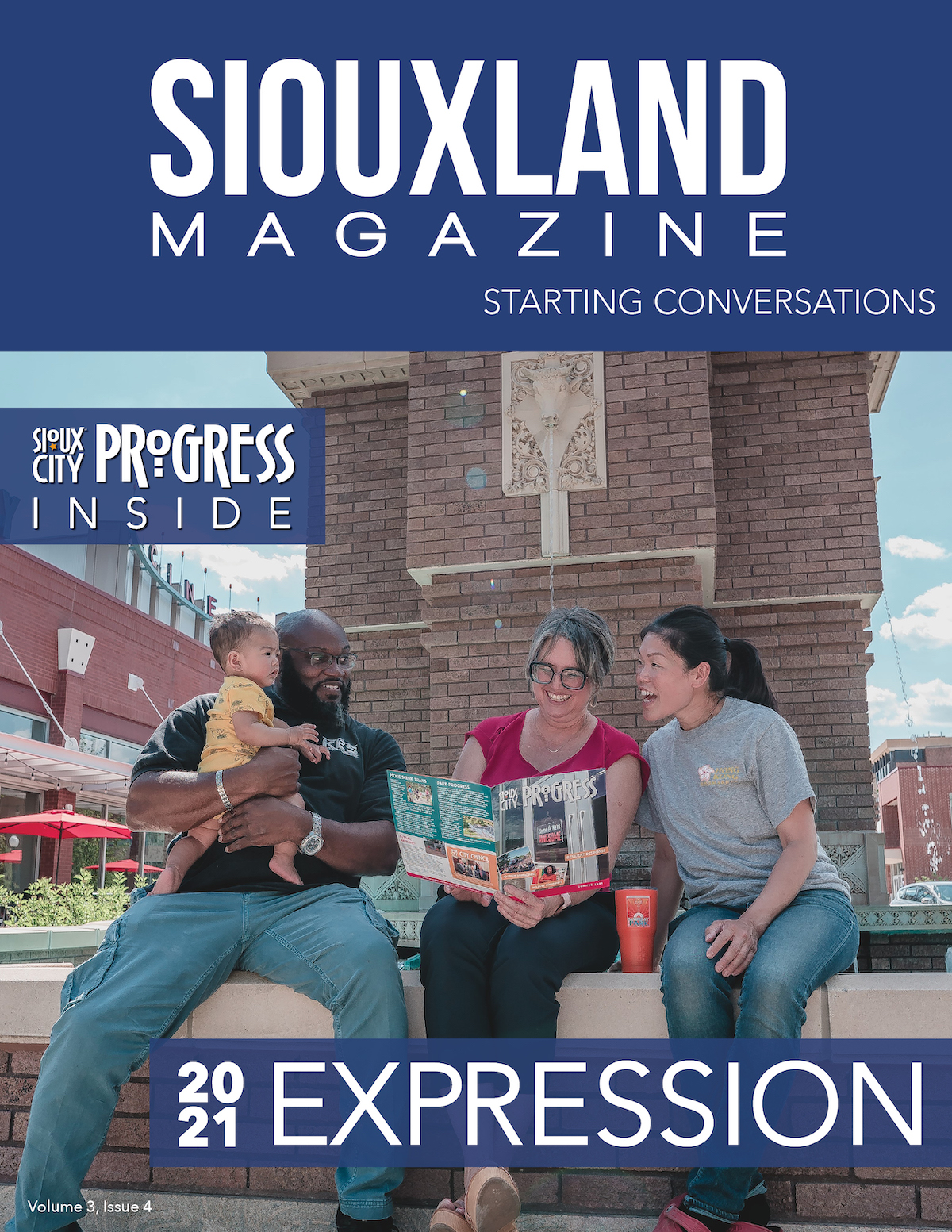 siouxland magazine july 2021 cover